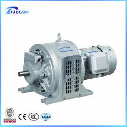 Moteur magnétique triphasé série Yct 3 7,5kw-55kw 380 V vitesse électromagnétique Moteur de commande
