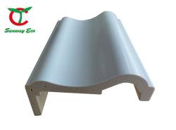 Commerce de gros architrave avec des portes en PVC de haute qualité