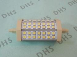 10W R7s SMD LED Floodligt AC85-265V 118mm Spotlight
