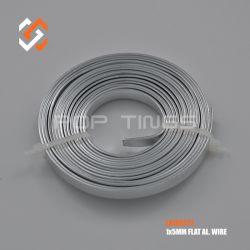 1X5mm Cordão de embarcações de alumínio Fio Lx150221para o artesanato, BRICOLAGEM