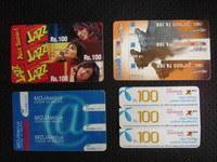 Multi-Strip carte de téléphone