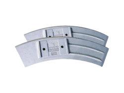Sicoma Standard Twin вал конкретные запасные части заслонки смешения воздушных потоков