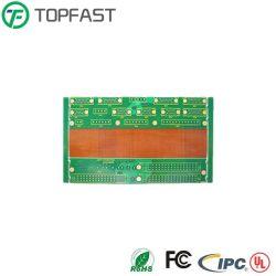 Rigid-Flex personalizado Flex PCB da placa de circuito impresso Fabrico e montagem