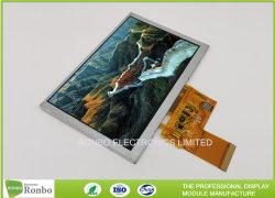 Aangepaste Industriële LCD Vertoning RGB 40pin 480*272 LCD van 5.0 Duim het Scherm voor MP4 PMP en TV van de Zak