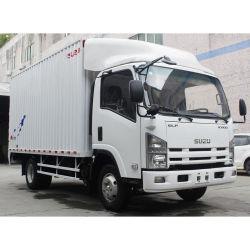 일본 칭링 98HP Kv100 박스 트럭 5톤 컨테이너 캐리어 카