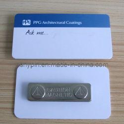 Nom de l'ABS de la plaque avec de l'impression logo personnalisé (ASNY-NT-TM-150)