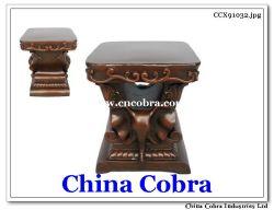 Praça de artesanato mesa de jantar (CCX91032)