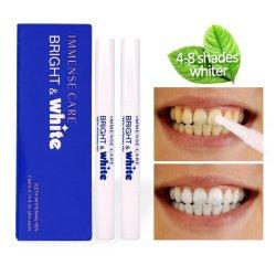Branqueamento dentário Pen 35% de carbamida a branquear os dentes rápidos de gel dentes eficientes branquear os dentes do Kit de caneta de Branqueamento