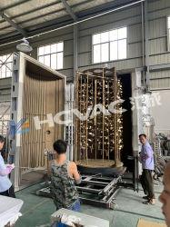 На дисплее трубки трубки из нержавеющей стали для установки в стойку мебель PVD вакуумный оборудование для нанесения покрытия