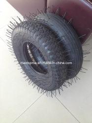 Green carretilla neumático sin mal olor
