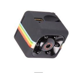 Mini caméra 1080P Q11, caméra espion caméra d'action, un mini appareil photo numérique, appareil photo de la batterie