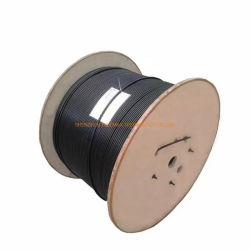 24/48/96/144 Core EMTJ blindados de acero Sm enterrar directa de metro de cable de fibra óptica de vidrio
