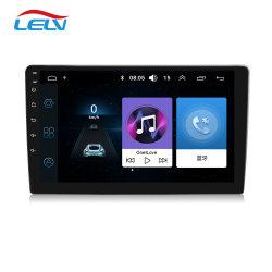 9 10 polegadas LCD Ecrã Capacitivo Rádio Player com Bluetooth USB WiFi