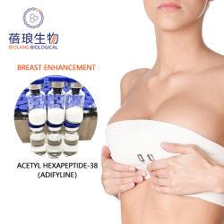 Sahnepuder-Lieferant CAS des Acetyl-Hexapeptide-38: 1400634-44-7 Brust-Verbesserungs-Bestandteile
