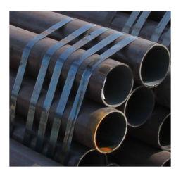 Meilleur Prix de gros tuyau en acier galvanisé de carbone ronde