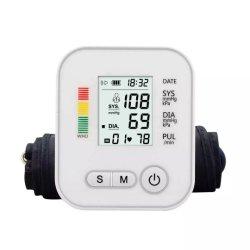 디지털 전기 LCD 팔 혈압 모니터 손목 Portable 혈압계