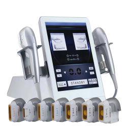 7D PRO Hifu Beauty Machine 7 pezzi cartucce Micro Focused Ultrasuoni per la pelle serraggio Mmhifu