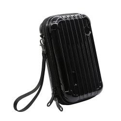 Form-Koffer-Form Eco bewegliche Zoll Belüftung-wasserdichte Arbeitsweg-Organisator-Frauen-Verfassungs-kosmetischer Beutel-Beutel mit Reißverschluss