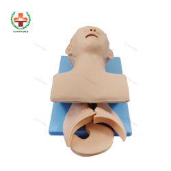 SY-N044 Trainer per intubazione orale/nasale trachea elettrica manichino di addestramento per intubazione