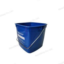 소형 위생적으로 하는 물 들통 표준 플라스틱 물통 5L를 정리하는 Comercial