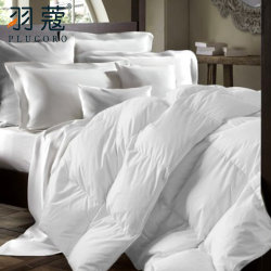 De microfibra más populares de la colcha edredón importados Hotel 100 Conjunto de algodón