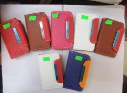 2012 para Blackberry caso (couro KWD06)