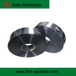 7 Mícron 35mm de largura Liga Zinc-Aluminum Filme metalizados