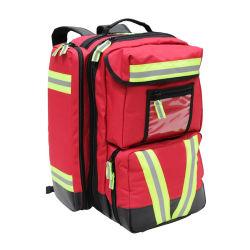 Equipamento de combate a incêndios EMS Bag Fire Rescue Disaster Relief BackPack Saco