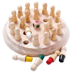 Новый дизайн высокое качество дерева соответствует памяти Memory Stick шахматной игре горячая продажа развивающихся детей аналитики по вопросам образования игрушки