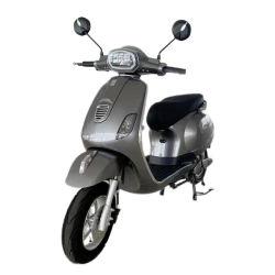 Vente à chaud puissant moteur 1500 W Vespa E Bike moto électrique Scooter Vélo scooter électrique adulte avec pédales