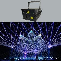 屋外RGB 22W Concert Festival Rave Stage Equipment ProjectorレーザーLight