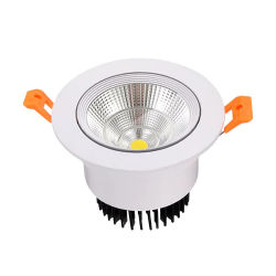 Nessuna PANNOCCHIA LED della luce intermittente 5W 10W giù macchia l'indicatore luminoso