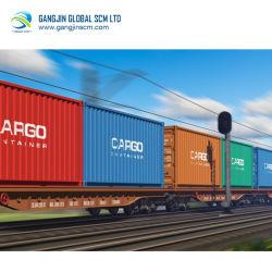 سكك الحديد [فريغت رت] الصين إلى أوروبا هامبورغ وارسو محترف رخيصة سريعة [فريغت فوروردر] و [شيبّينغ جنت]