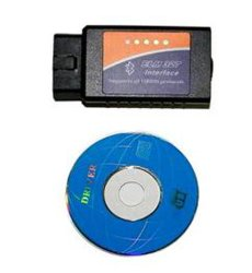 Software V2.1 dello strumento dello scanner del Potere-Bus del software OBD2 di Elm327 Bluetooth
