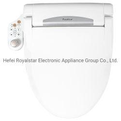 시트 난방 여성 청소 비데 화장실 시트 신선한 물 분무 노즐 크리닝 전기 비데