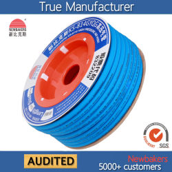 PVC-Schlauch Flexibler Hochdruck-Luftschlauch-Schlauch (KS-814GYQG-30M) Blau