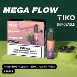 Клиент′ S Любимый продукт EGO одноразовый E-сигарет Tiko S22