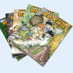 طباعة كتاب الرسوم الكاريكاتورية مصنع جودة جيدة سعر جيد