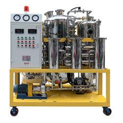 Tys grado alimentario de la serie de purificación y regeneración de vacío purificador aceite