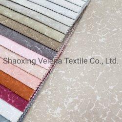 Nova chegada Polyester Pearl Cashmere com relevo tecidos para mobiliário de revestimento têxtil e vestuário