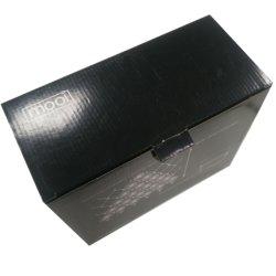 تصميم مجاني حزمة صندوق الورق المضلع