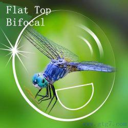 3.8.1stock Lens Flat Top Bifocal