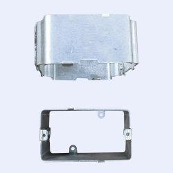 حلقة دائرية صندوق صندوق المنفذ الكهربائي