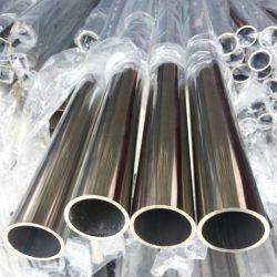 La norme ASTM312 chaud/laminés à froid du tube de tuyaux en acier inoxydable sans soudure