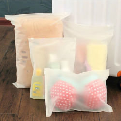 リング20*25が付いている習慣によって印刷されるPVCプラスチック防水ジップロック式袋