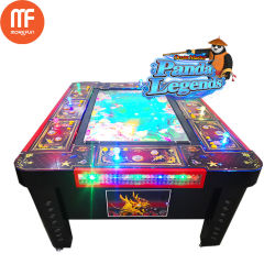 Les légendes de la Caroline du Nord Panda jeu Jackpot Igs Conseil Ocean King Monster éveiller USA 2 3 plus le poisson Hunter Table de jeu Arcade Game Cheats jeu de la machine La machine