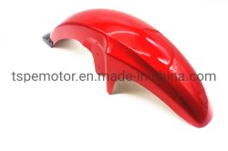 Partes do motociclo guarda-lamas dianteiro/guarda-lamas FT-125 Roja 13-19