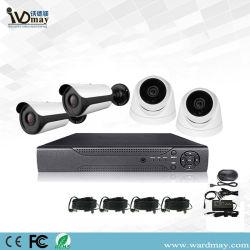 Système de Vidéosurveillance Ahd 1-8MP 4SHC Wardmay DVR Kits de fabricant de vidéosurveillance