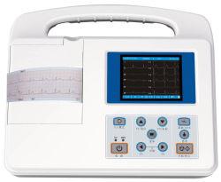 Il Portable 12 del Ce di prezzi bassi piombo 1 macchina della Manica ECG