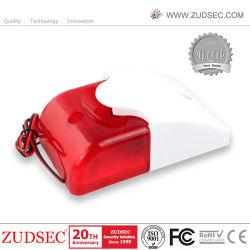 Mini Light allarme piezoelettrico lampeggiante sirena stroboscopica